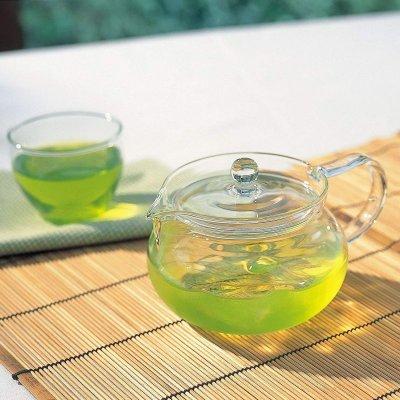 画像1: HARIO (ハリオ) 茶茶 急須 丸 450ml CHJMN-45T